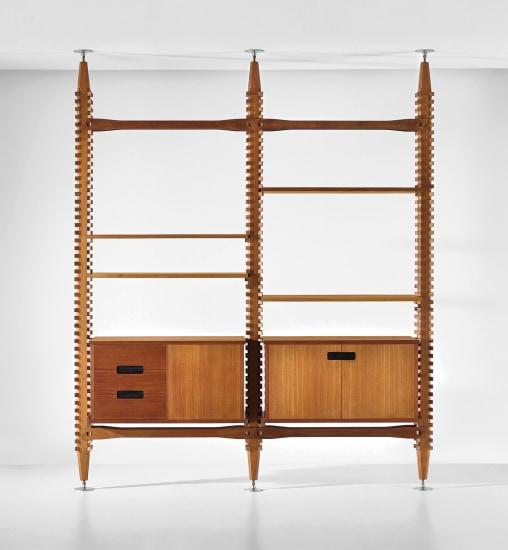 'Lerici' modular bookcase