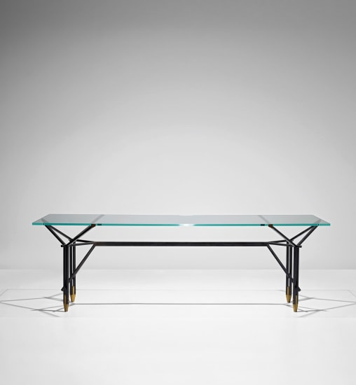 Rare dining table