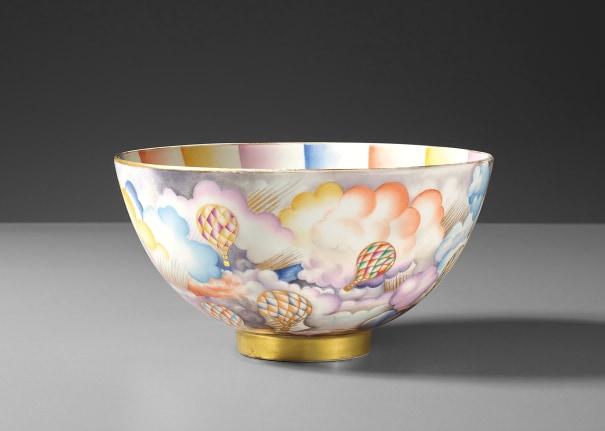 'Mongolfiere' bowl