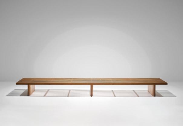 Large 'Tokyo' bench