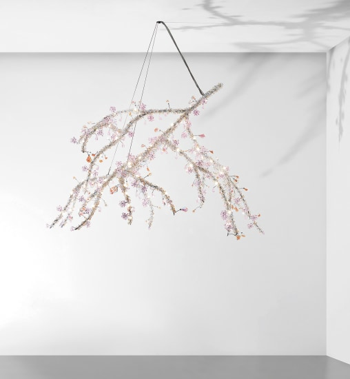 Large 'Blossom' chandelier