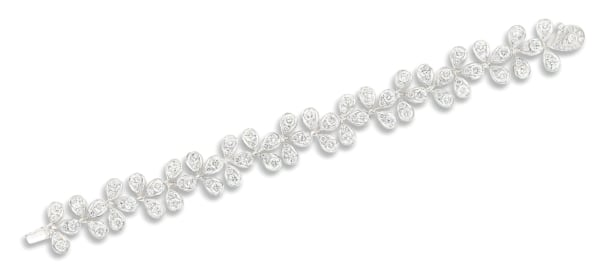A 'Joséphine Aigrette Impériale' Diamond Bracelet, Chaumet