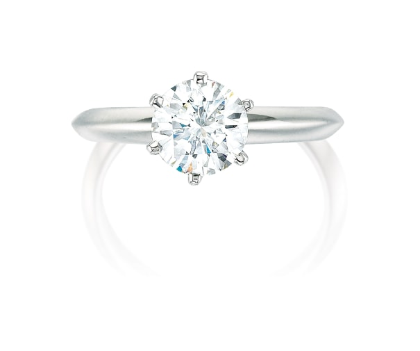 Tiffany Co A Diamond Ring Tiffany Co Phillips