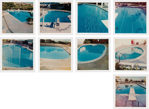 Nine Swimming Pools