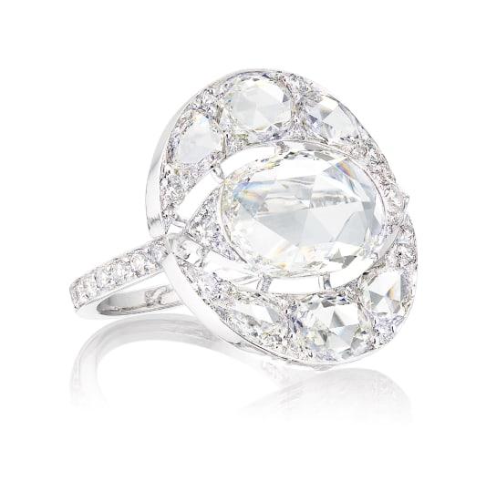 A Diamond Ring, VAK Fine Jewels