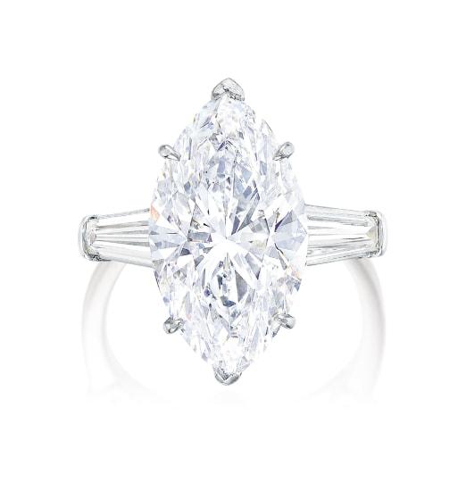 A Fine Diamond Ring, Van Cleef & Arpels