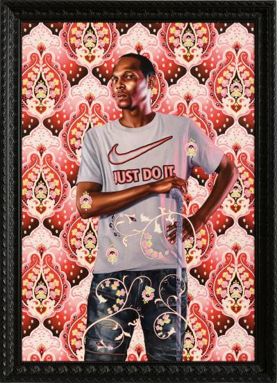 Portrait of Marcus Stokes