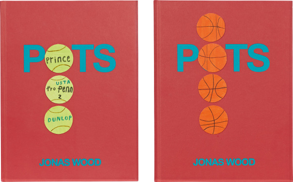 Two works: (i) POTS BOOK EDITION; (ii) POTS BOOK EDITION