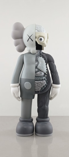 FOUR FOOT DISSECTED COMPANION (Grey)