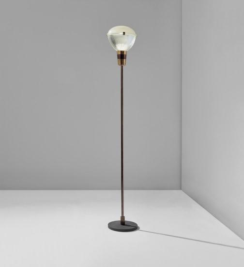 Floor lamp, model no. 4076