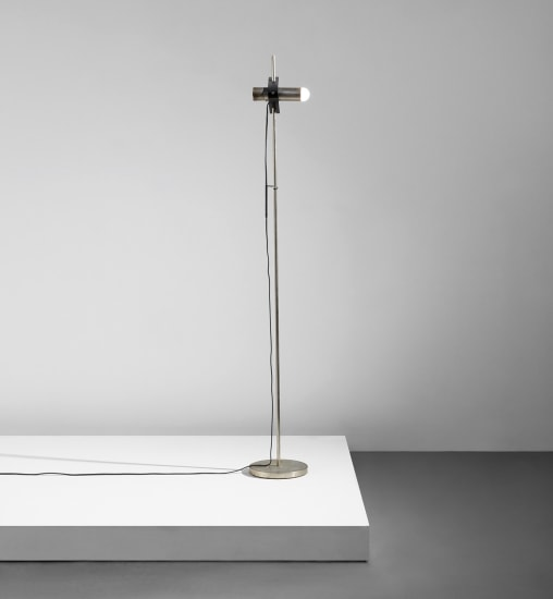 Adjustable floor lamp, model no. 399