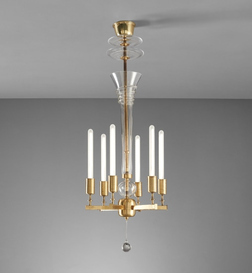 Rare ceiling light