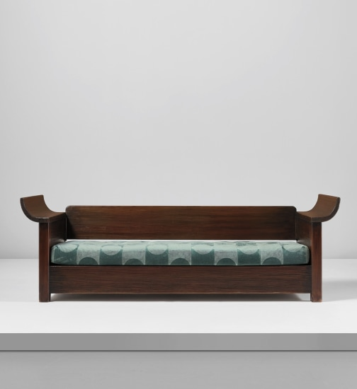 "Daybed, from the ""Sandhamn"" series"
