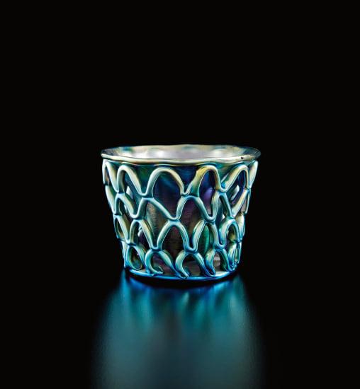 """Diatreta"" vase"