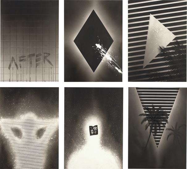 Six works: (i) After; (ii) Diamond Variation; (iii) Evening Cutaway; (iv) Lazy Lightning; (v) Tropez L'Oiel; (vi) V-Tropic