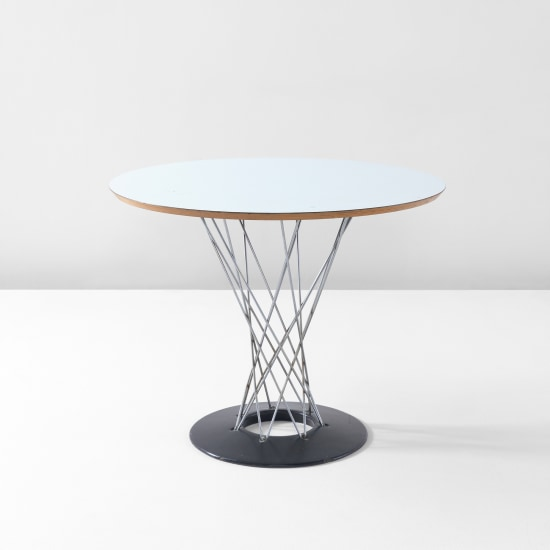 """""""Cyclone"""" dining table, model no. 311"""