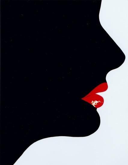 Givenchy Lipstick, Editorial, Harper's Bazaar