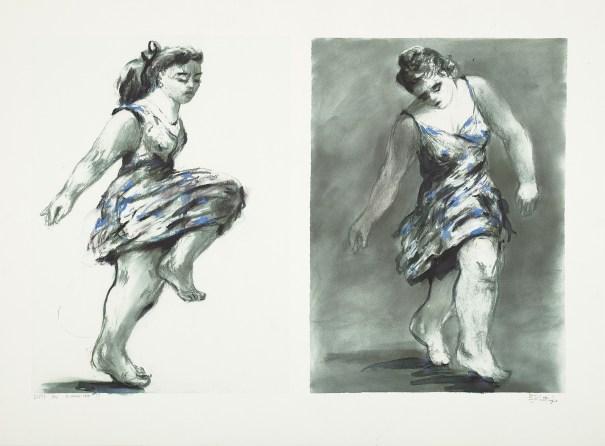 Dancer Twice