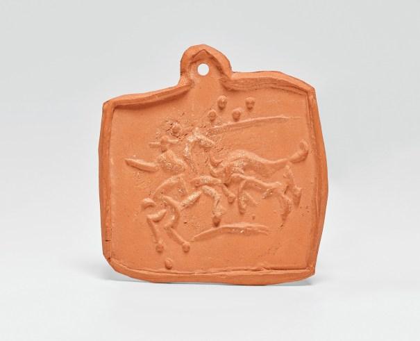 Picador et taureau (Bullfighter and Bull)