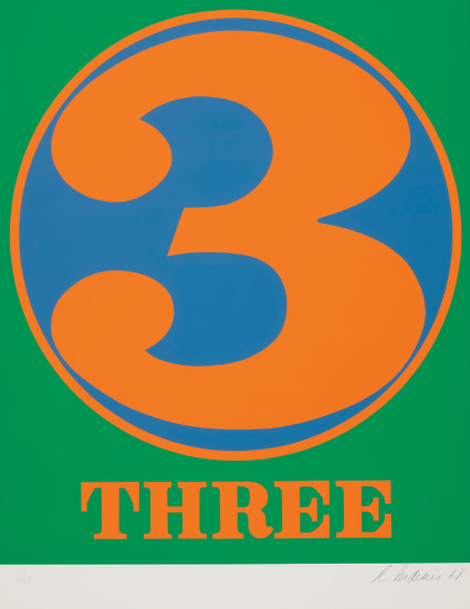 Three, from Numbers