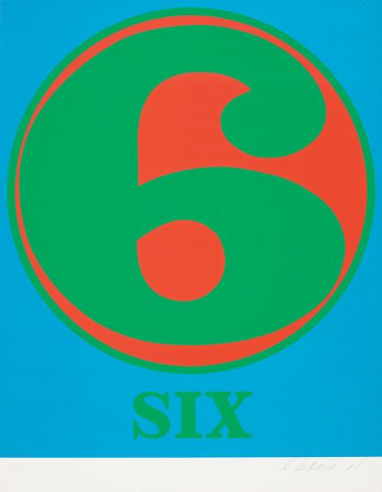 Six, from Numbers