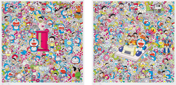 There Are Many Dokodemo Doors; and We Can Go Anywhere With Mr Fujiko F. Fujio And The Time Machine!