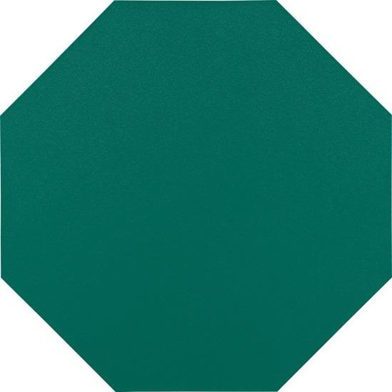 Untitled (Green Octagon)