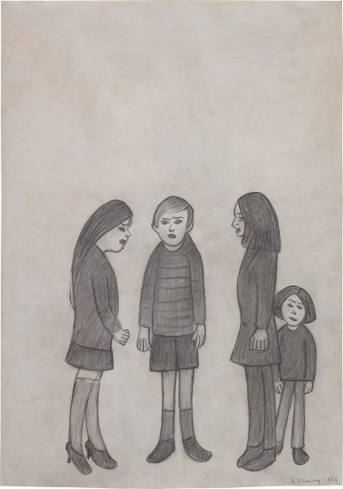 Four Young People