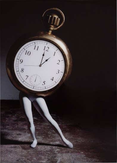Walking Pocket Watch (color)/ The Music of Regret