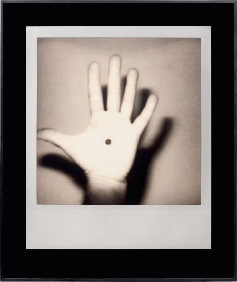 Hand with Spot M