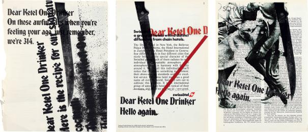 Three works: (i-iii) Untitled