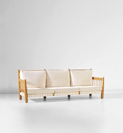 Sofa, designed for Villa Vollberg, Berlin