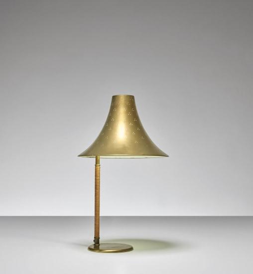 Table lamp, model no. 9208
