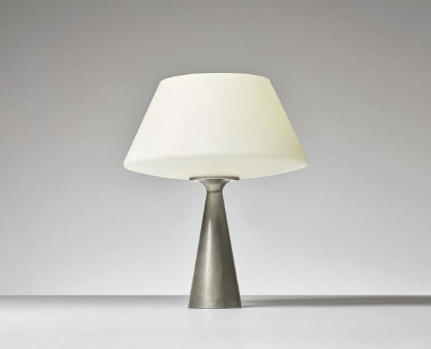 Rare table lamp, model no. 2463