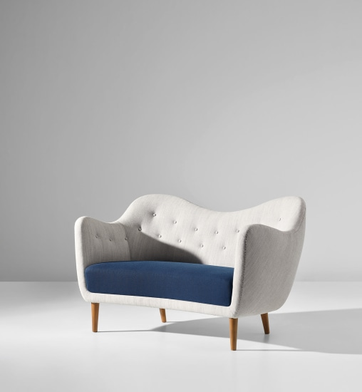Sofa, model no. BO46