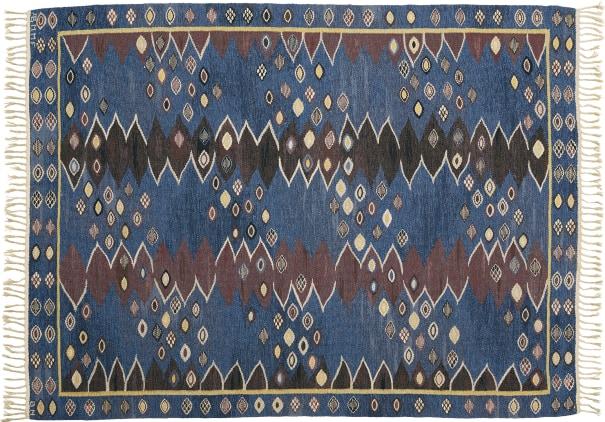 'Snäckorna' (Sea shells) rug