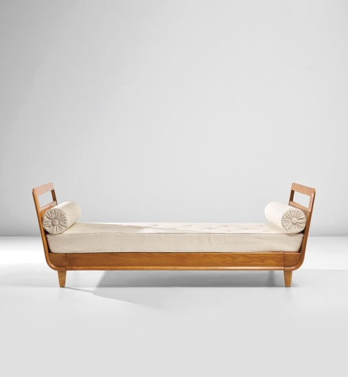 Daybed, designed for the 'Domus Alba' apartment, Milan