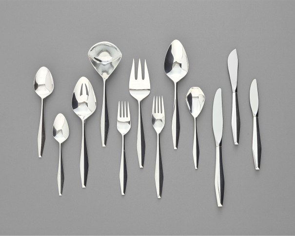 'Diamond' flatware service