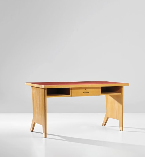 Desk, designed for the public administration offices, Forlì, Italy