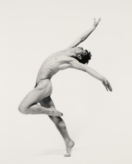 Rudolph Nureyev, Dancer, Paris Studio, France, July 25