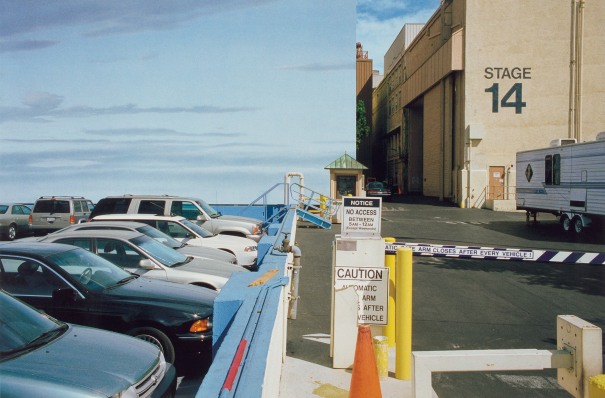 Untitled (Stage 14 parking lot, Hollywood)