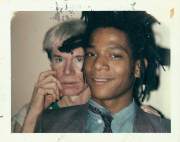 Self Portrait with Basquiat, October 4