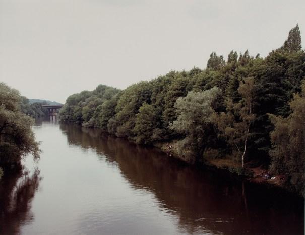 Angler, Mühleim an der Ruhr