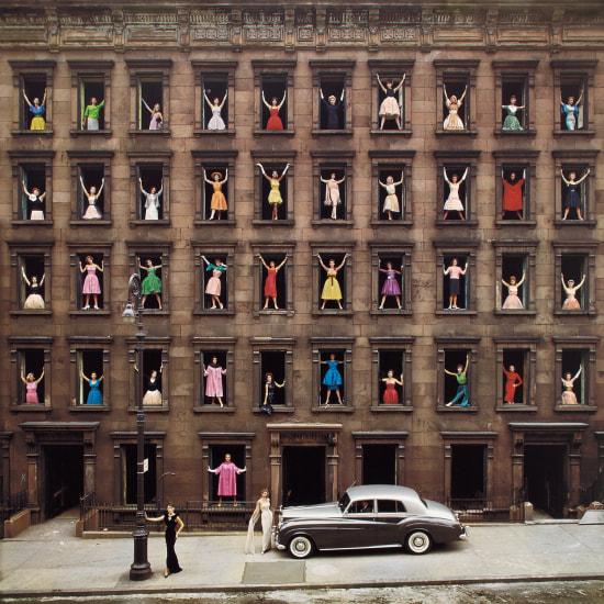 Girls in the Windows, New York City