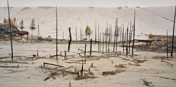 Uranium Tailings #12, Elliot Lake, Ontario, Canada