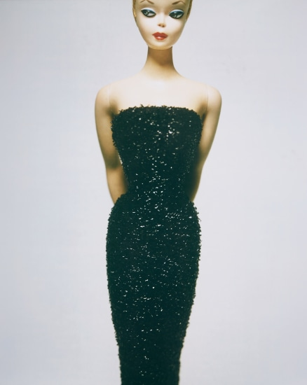 #2 Barbie, 1959