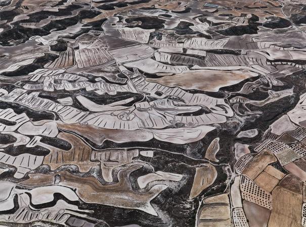 Dryland Farming #13, Monegros County, Aragon, Spain