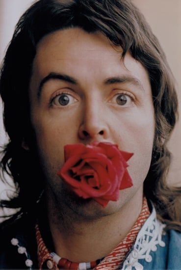 Paul with Rose, Marrakech