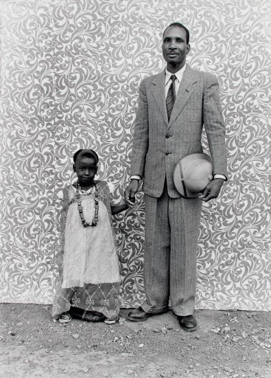 Untitled (father and daughter)