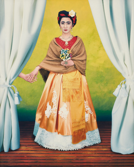 An Inner Dialogue with Frida Kahlo (Gift 2)